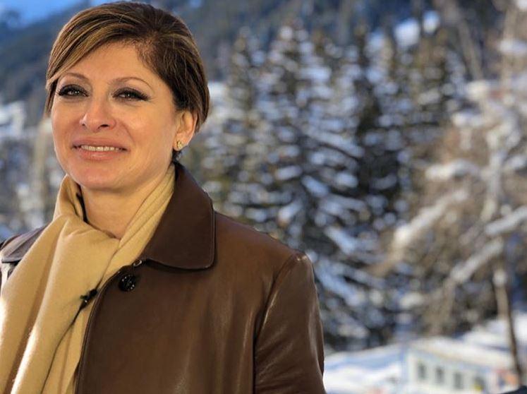 Who Is Maria Bartiromo Married To? Her Husband, Children & Net Worth