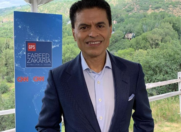 Fareed Zakaria Personal Life| Wife, Children, Net Worth