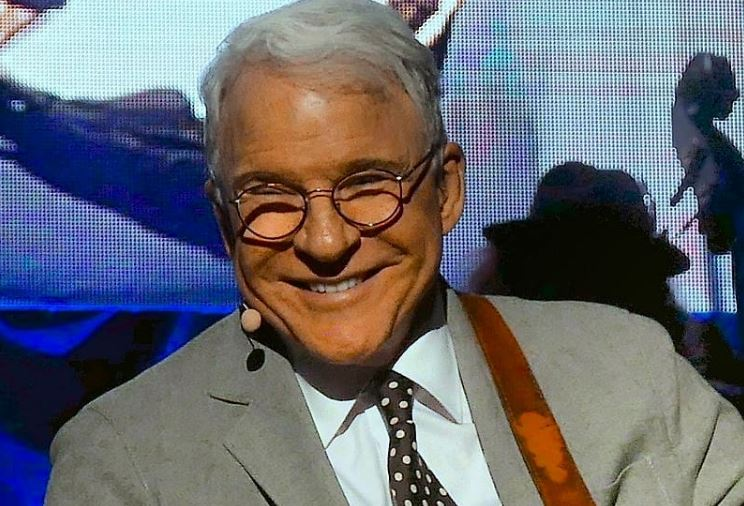 Who Is Steve Martin's Wife? His Children And Net Worth In 2021